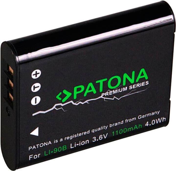 Premium Olympus Li-90B/92 Batterie Patona 785300144518 Photo no. 1