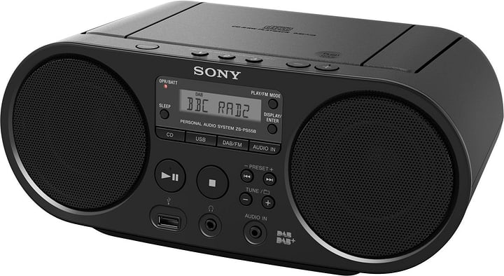 ZS-PS55B Radio CD Sony 773116000000 N. figura 1