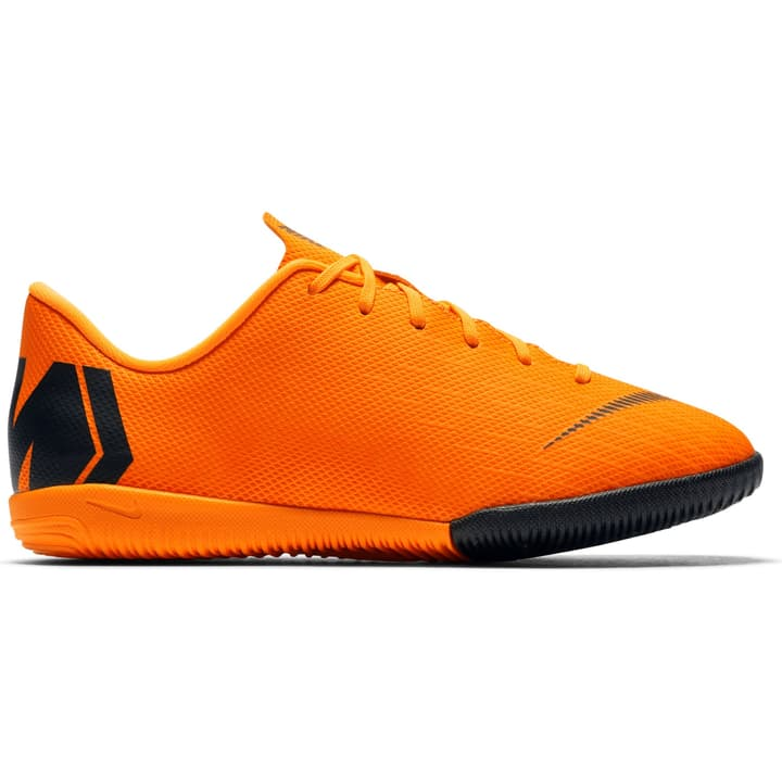 VaporX 12 Academy IC Chaussures de football pour enfant Nike 460666737534 Couleur orange Taille 37.5 Photo no. 1