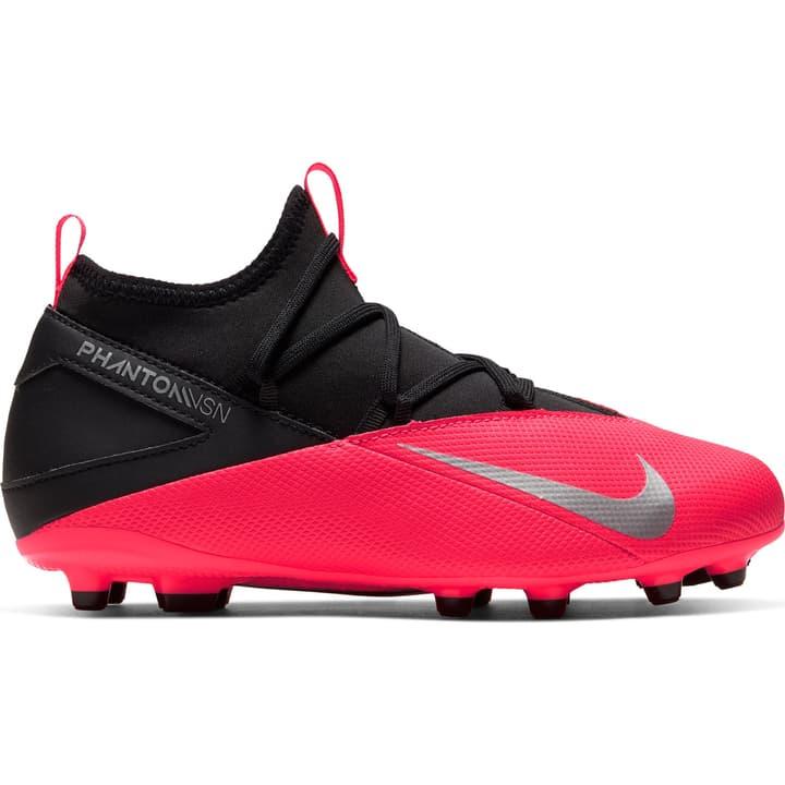 Phantom Vsn 2 Club Df FG/MG Scarpa da calcio per bambini Nike 460695132030 Colore rosso Taglie 32 N. figura 1