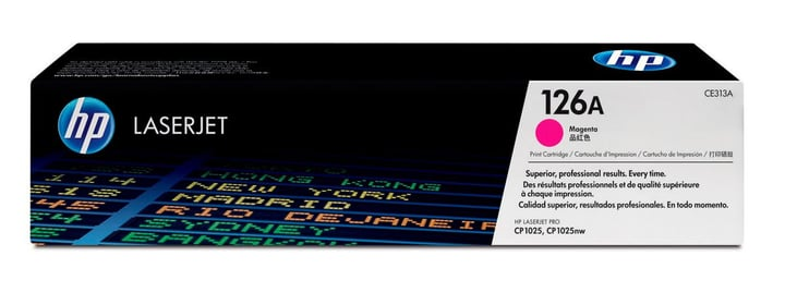 Toner-Modul magenta 1000 pages HP 797585300000 Photo no. 1