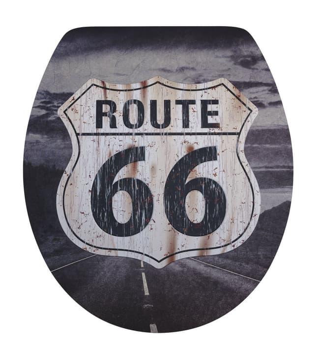 Sedile per WC Relief Route 66 diaqua 675040000000 N. figura 1