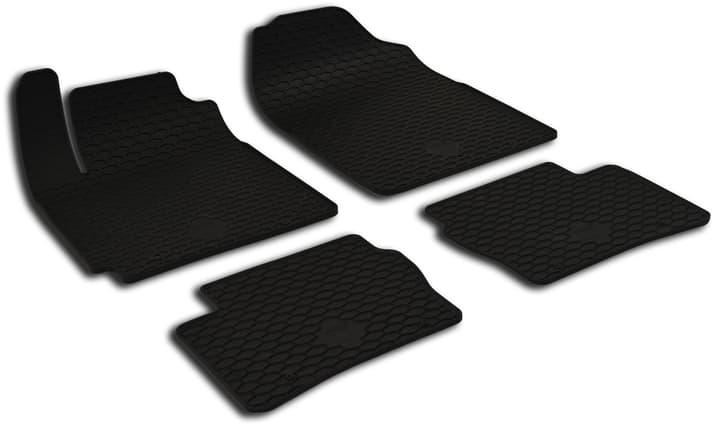 Set de tapis en caoutchouc KIA Tapis de voiture WALSER 620593900000 Photo no. 1