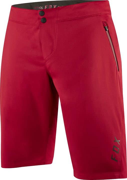 Attack Water Short Short pour homme Fox 461347000333 Couleur rouge foncé Taille S Photo no. 1