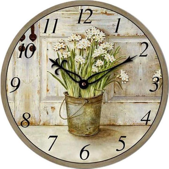 Horloge murale à quartz WT 1010 diam technoline 785300138947 Photo no. 1