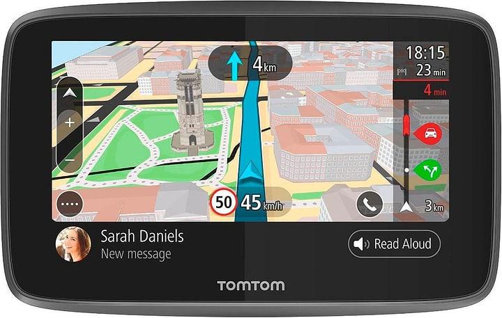 GO 5200 WORLD Navigationsgerät schwarz Navigationsgerät TOMTOM 785300127283 Bild Nr. 1