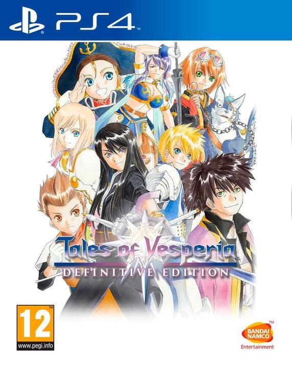 PS4 - Tales of Vesperia: Definitive Edition Box 785300138795 N. figura 1
