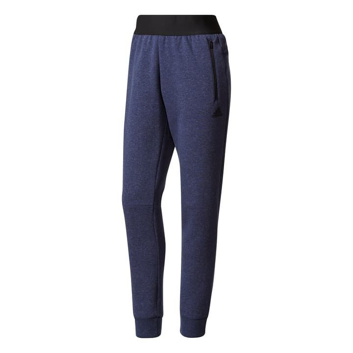 W Id Stadium Pant Pantalon pour femme Adidas 462378700547 Couleur denim Taille L Photo no. 1