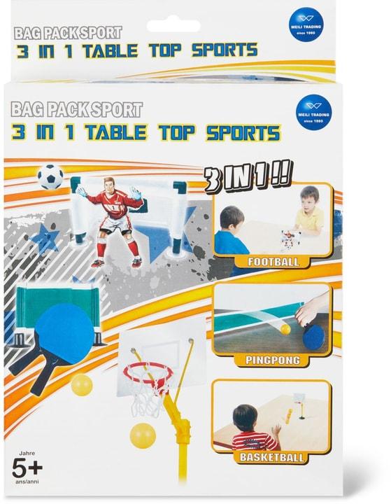 3 in 1 Tischspiel Set 748914900000 Bild Nr. 1