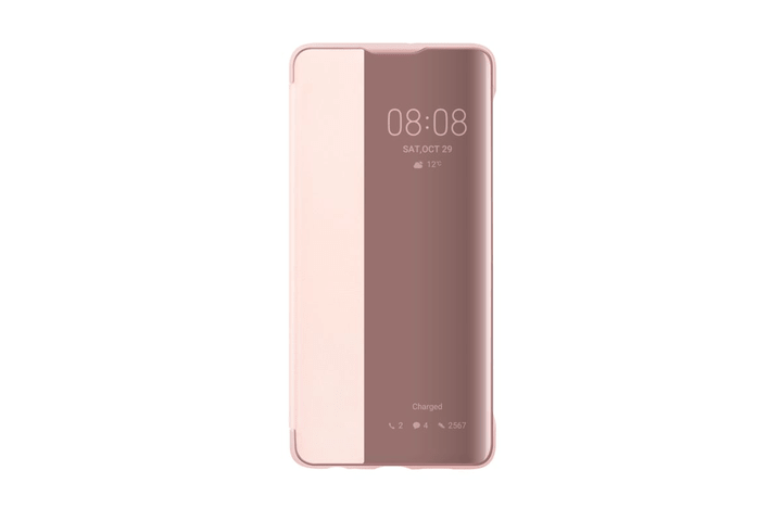 Smart View Flip Cover rose Coque Huawei 785300142940 Photo no. 1