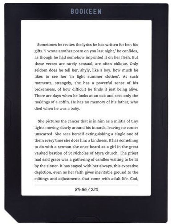 Muse FrontLight 2 eBook-Reader Bookeen 785300137940 Bild Nr. 1