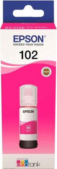 102 EcoTank magenta Epson 798546800000 N. figura 1