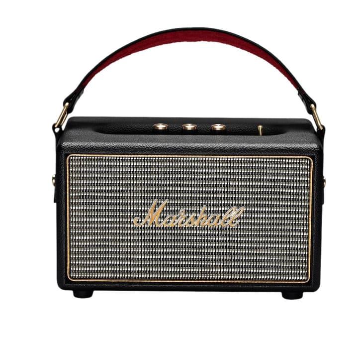 Kilburn Bluetooth Lautsprecher schwarz Marshall 772818300000 Bild Nr. 1