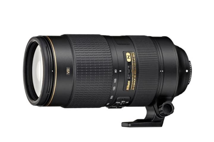 Nikkor AF-S 80-400mm/4.5-5.6G ED VR Objectif Nikon 793412300000 Photo no. 1