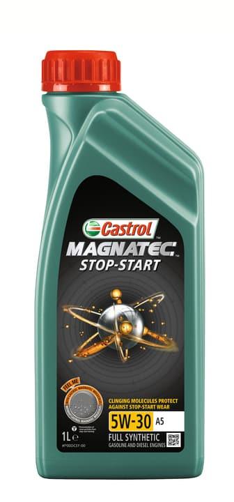 castrol magnatec 5w30  Castrol Magnatec Stop-Start 5W-30 A5 1L - comprare da Do it + Garden