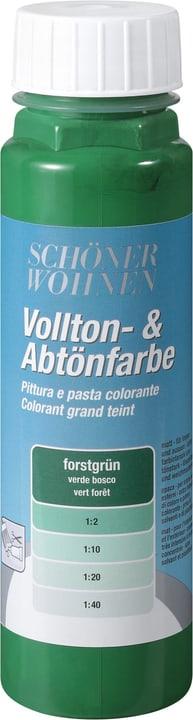 Pittura pien e per digradazione Verde bosco 250 ml Schöner Wohnen 660901800000 Colore Verde bosco Contenuto 250.0 ml N. figura 1