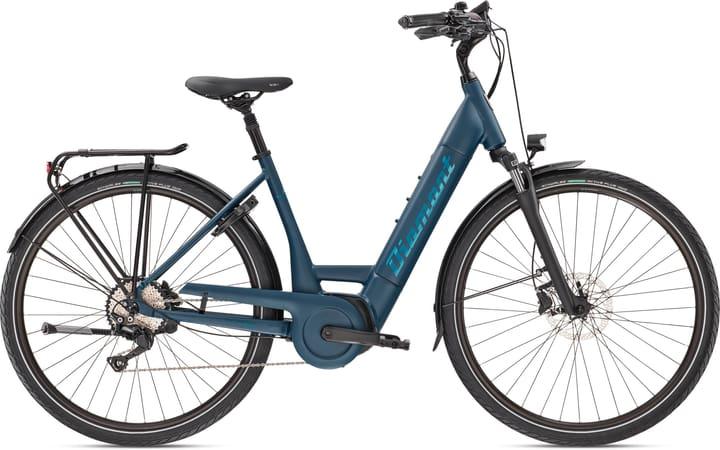 Mandara Deluxe+ Trekking bike elettrica Diamant 464828200322 Colore blu scuro Dimensioni del telaio S N. figura 1