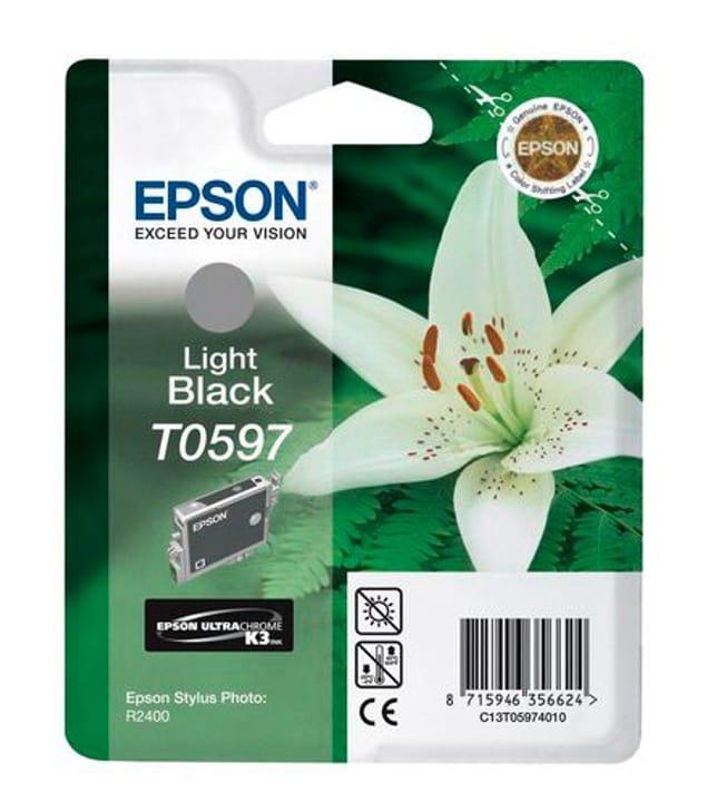 T0597  noir clair Cartouche d'encre Epson 785300124956 Photo no. 1