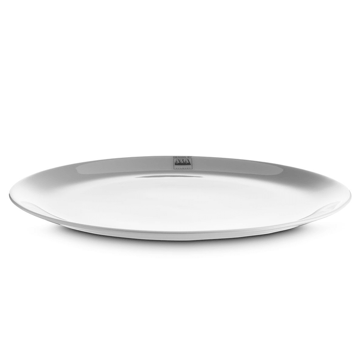 A TABLE Assiette plate ASA 393003137438 Dimensions L: 26.5 cm x P: 26.5 cm x H: 1.0 cm Couleur Blanc Photo no. 1