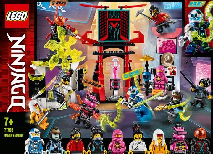 LEGO Ninjago 71708 Il Mercato dei gi 748734000000 N. figura 1