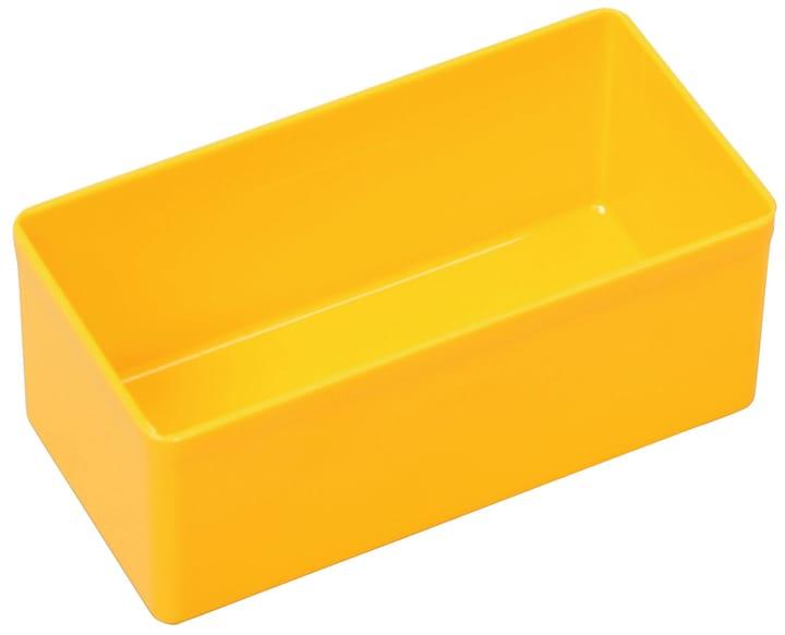 Image of allit Box gelb Aufbewahrungsbox