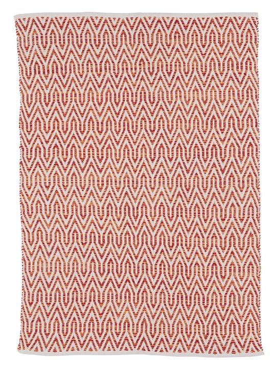 BETTINA Tapis 412005908028 Couleur rot/orange Dimensions L: 80.0 cm x P: 150.0 cm Photo no. 1