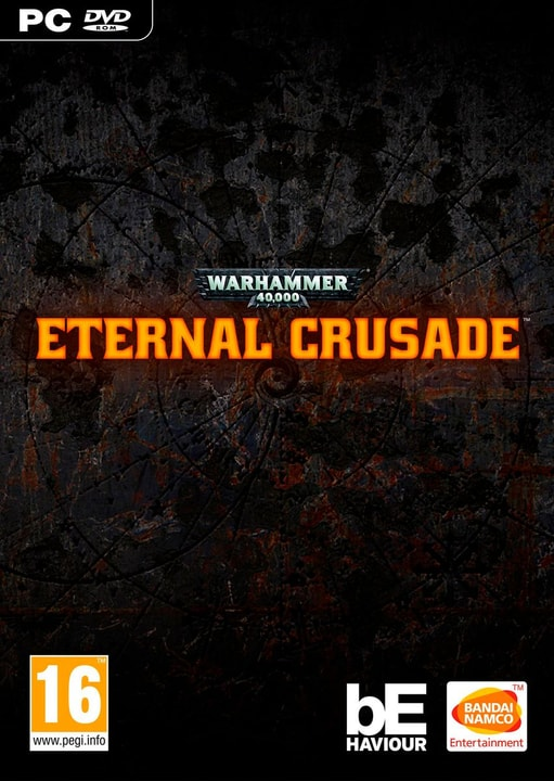 PC - Warhammer 40'000: Eternal Crusade Physique (Box) 785300120954 Photo no. 1