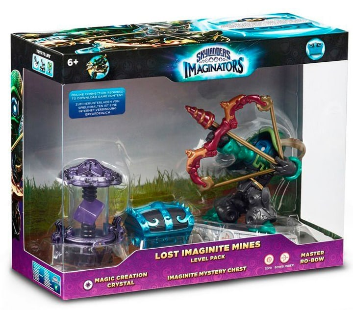 Skylanders Imaginators Adventure Pack 785300122335 Photo no. 1