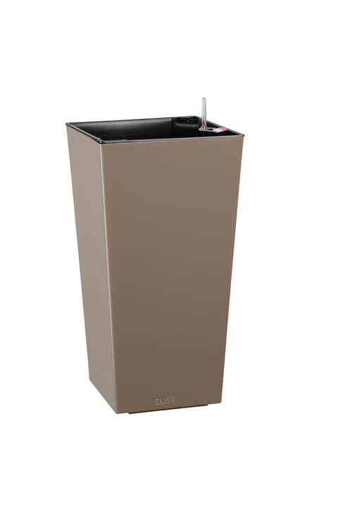 Elise Cache-Pot Plastkon 657558300020 Taille L: 20.0 cm x L: 20.0 cm x H: 36.0 cm Photo no. 1