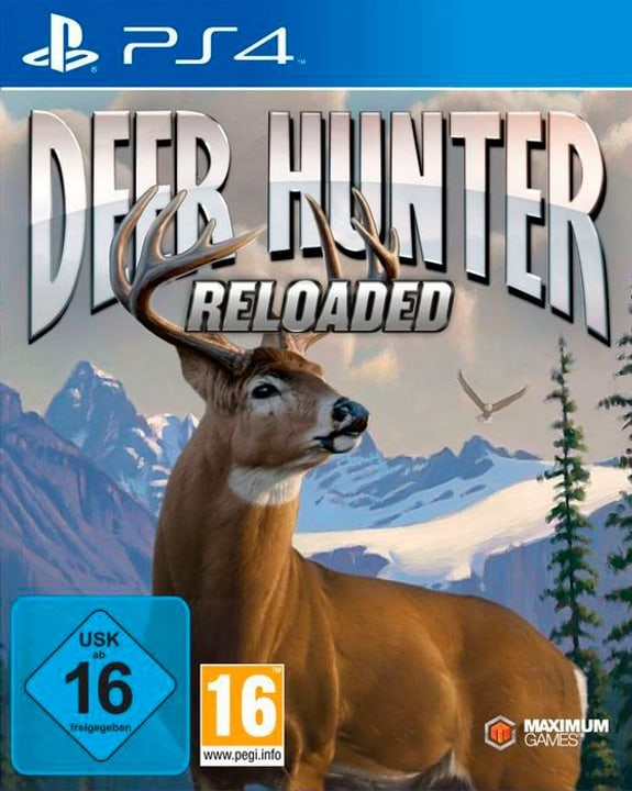 PS4 - Deer Hunter Reloaded D Fisico (Box) 785300130306 N. figura 1