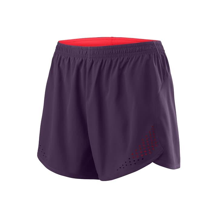 Uwii Woven 3.5 Short Short pour femme Wilson 473226900349 Couleur violet foncé Taille S Photo no. 1