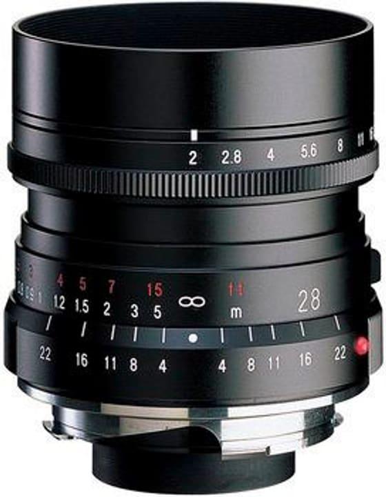 Voigtländer Ultron 28mm / 2.0 Objektiv Objektiv Voigtländer 785300126993 Bild Nr. 1