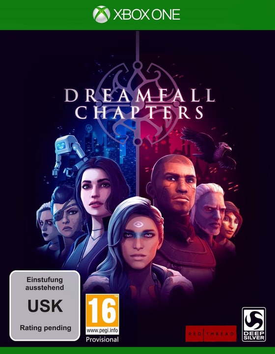 Xbox One - Dreamfall Chapters 785300121791 Bild Nr. 1