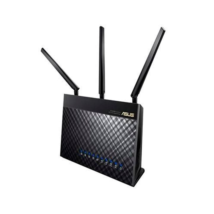 RT-AC68U WLAN Router AC1900 Asus 785300123780 Photo no. 1
