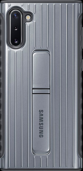 Protective Standing Cover silver Hülle Samsung 785300146409 Bild Nr. 1