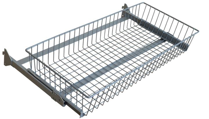 Cestello in filo metallico 800 x 350 x 120 mm bianco ELEMENTSYSTEM 603444000000 N. figura 1