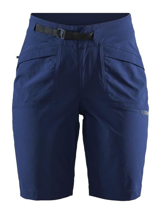 Summit XT Pad Pantaloncino da ciclismo da donna Craft 461390600643 Colore blu marino Taglie XL N. figura 1