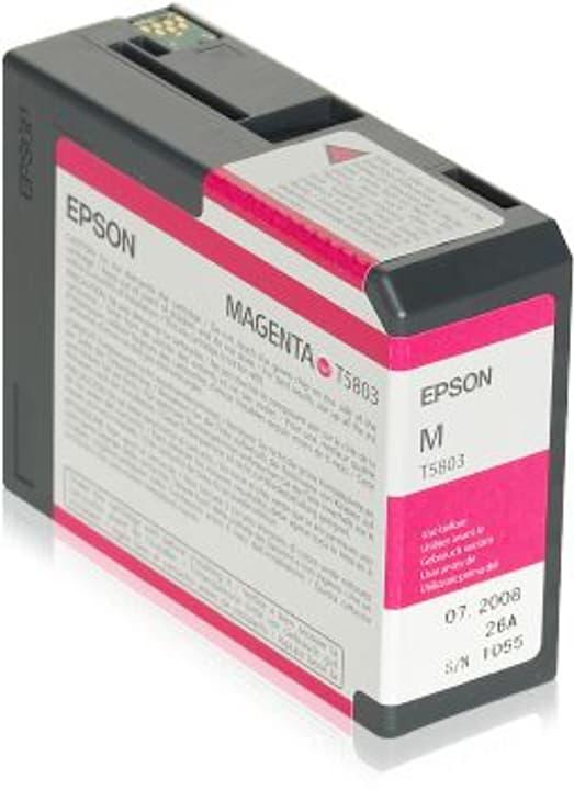 T5803 magenta Tintenpatrone Epson 798283300000 Bild Nr. 1