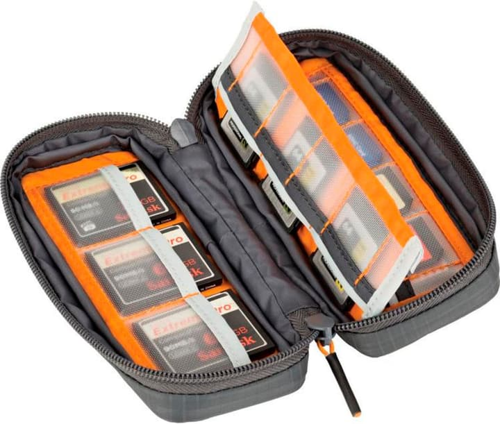 GearUp Memory Wallet 20 Sac pour appareil photo Lowepro 785300146019 Photo no. 1