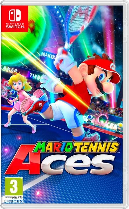 Switch - Mario Tennis Aces (D) Box Nintendo 785300133194 Langue Allemand Plate-forme Nintendo Switch Photo no. 1