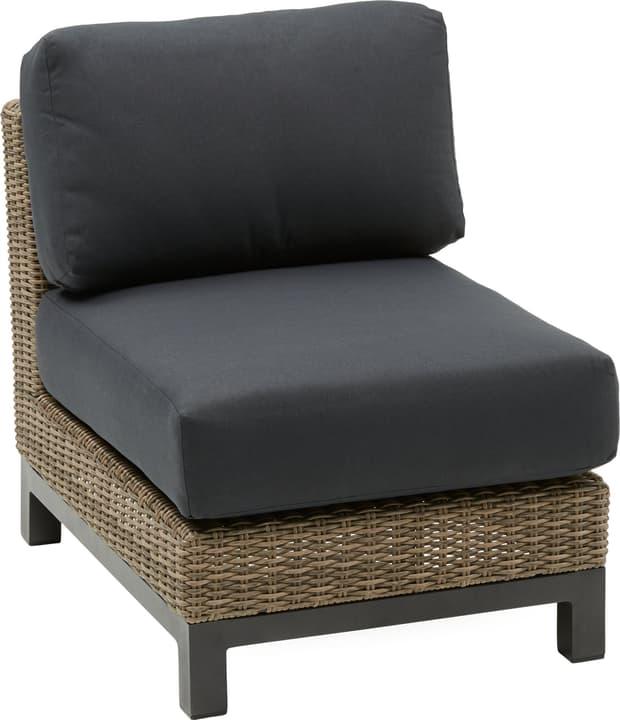 BORBEAUX Lounge Fauteuil médian 753183300000 Photo no. 1