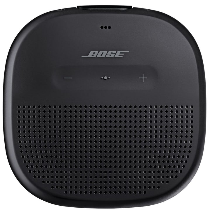 SoundLink Micro - Noir Haut-parleur Bluetooth Bose 772826600000 Photo no. 1