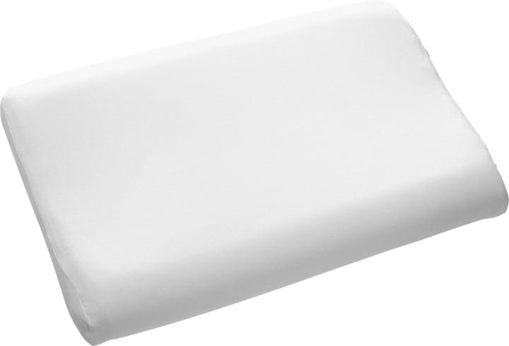 VITALE Taie en jersey 451172510310 Couleur Blanc Dimensions L: 60.0 cm x P: 40.0 cm x H: 10.0 cm Photo no. 1