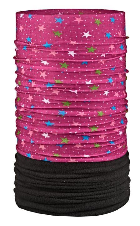 Foulard multifonctionnel pour enfant Areco 466952600029 Couleur magenta Taille one size Photo no. 1