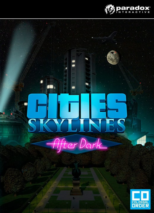 PC/Mac - Cities: Skylines - After Dark (D) Download (ESD) 785300134132 Photo no. 1