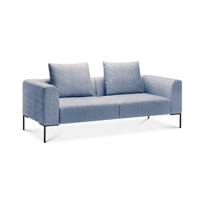 CATHIE Divano da 2.5 posti 366146825341 Colore Blu chiaro Dimensioni L: 208.0 cm x P: 97.0 cm x A: 94.0 cm N. figura 1