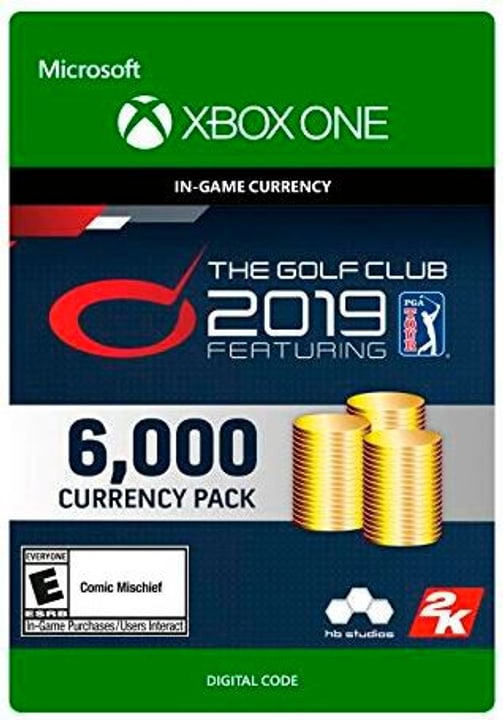 Xbox One - The Golf Club 2019 feat PGA Tour - 6000C Download (ESD) 785300141432 N. figura 1