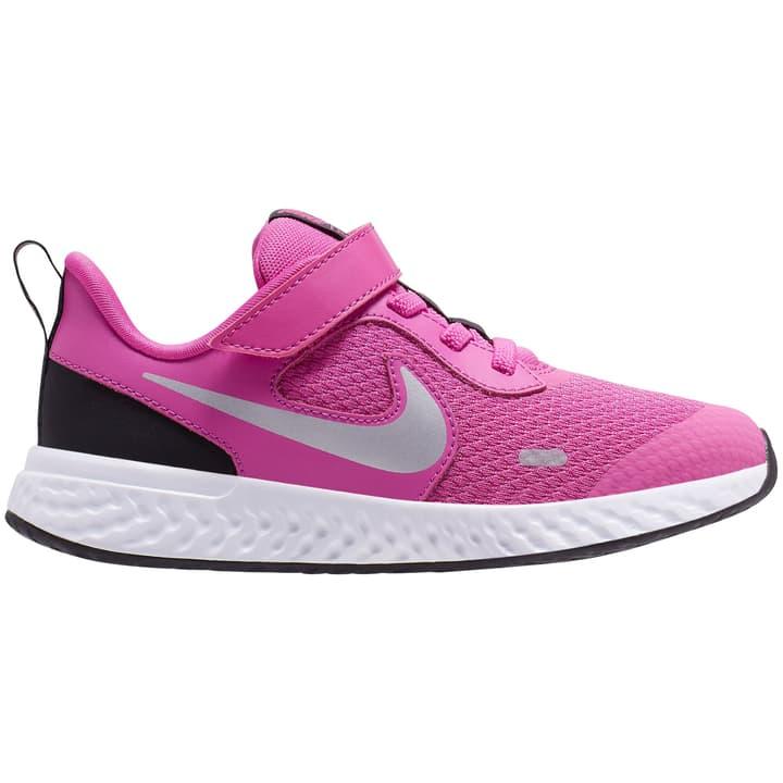 Revolution 5 Scarpa da bambino per il tempo libero Nike 460694133529 Colore magenta Taglie 33.5 N. figura 1