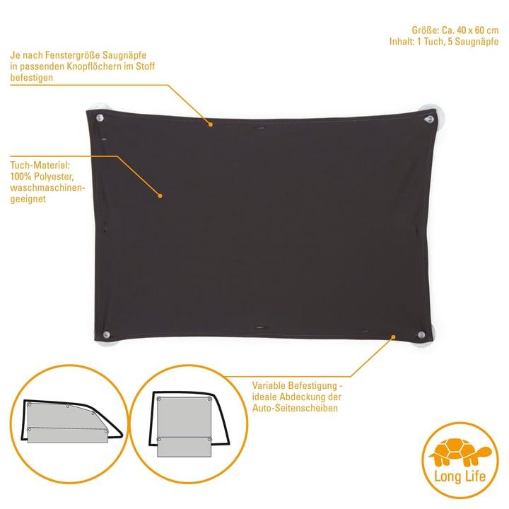 Tissu pare-soleil Diago Protection solaire 620828100000 Photo no. 1