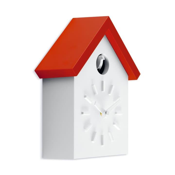 CU-CLOCK Kuckucksuhr Magis 364153600057 Grösse B: 23.0 cm x T: 9.0 cm x H: 28.5 cm Farbe Orange Bild Nr. 1